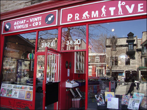 Primitive Records, St. Denis
