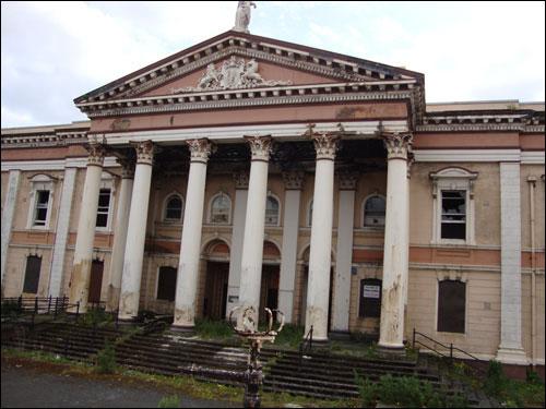 Beautiful ruins, Belfast June 2011