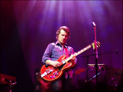 Jim Cuddy, Massey Hall, February 29