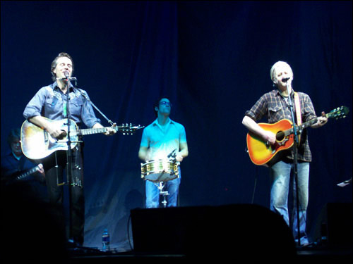 Blue Rodeo, Massey Hall, February 29, 2008