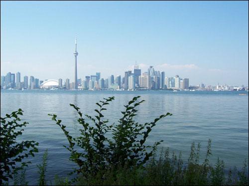 August 15, 2009, Centre Island, Toronto
