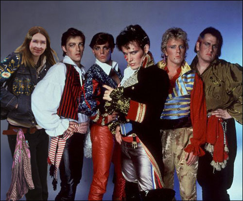 C.K. and Adam and the Ants, 1981