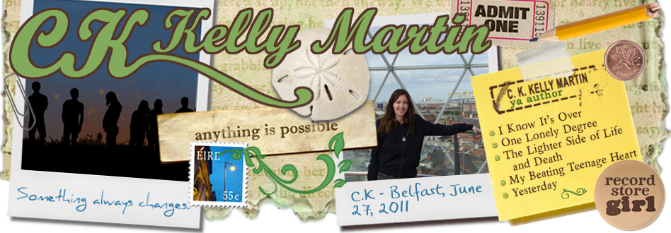 c.k. kelly martin.com...anything is possible