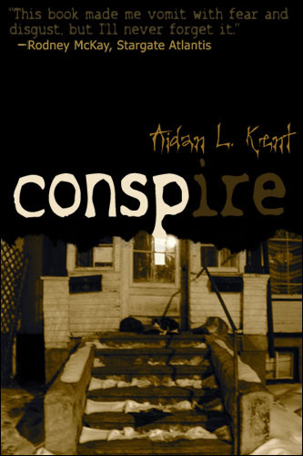 Conspire by Aidan L. Kent