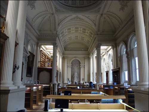 The Great Library, Osgoode Hall