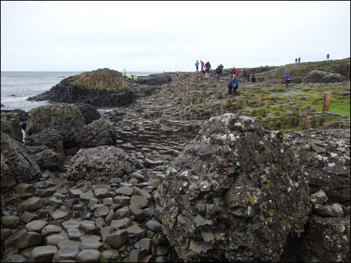 Giant's Causeway, Northern Ireland, July 2, 2013