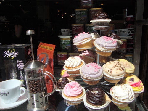 Bewley's Cafe, Dublin, Julyy 2013