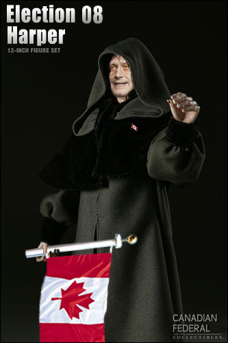 Election 08 Darth Harper action figure