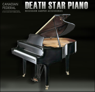 Death Star Piano