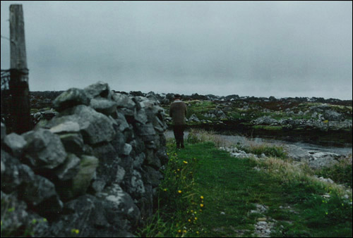 County Galway, Fall, 1992