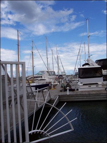 Boats, Lake Ontario