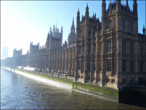 Houses of Parliament, December 7, 200
