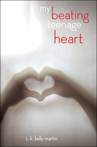 My Beating Teenage Heart hardcover