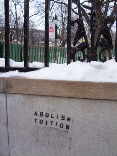 McGill entrance