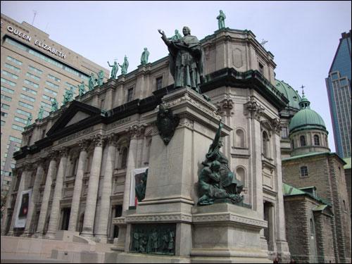 Cathédrale Marie Reine du Monde