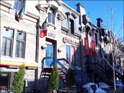 Rue Saint-Denis, Montreal, 2007