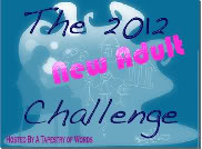 The 2012 New Adult Challenge