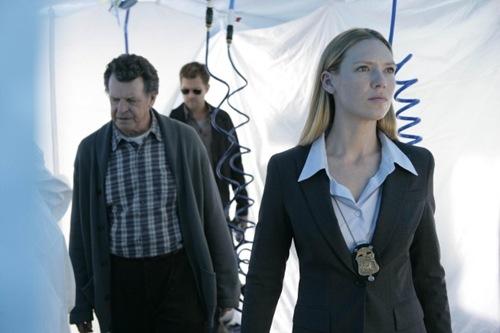Fringe: Walter, Peter, Olivia