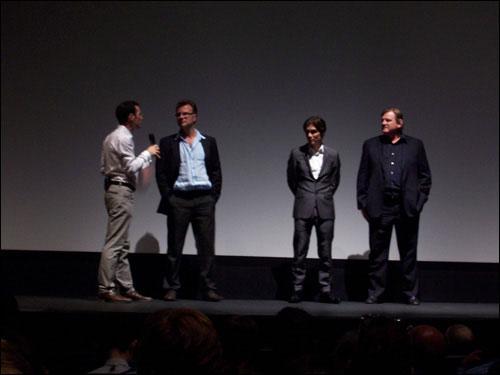 Perrier's Bounty Q & A with director Ian Fitzgibbon, Cillian Murphy & Brendan Gleeson, TIFF, September 11, 2009