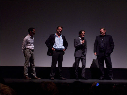 Perrier's Bounty Q & A with director Ian Fitzgibbon, Cillian Murphy & Brendan Gleeson, TIFF, September 11, 200