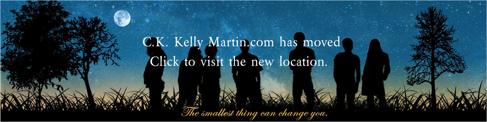 C. K. Kelly Martin has moved. Click to visit the location.
