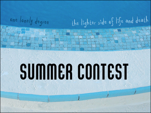 summer contest: C.K. Kelly Martin books at  Fragments of Life blog