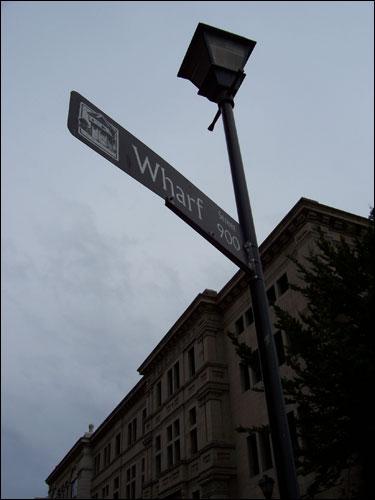 Wharf Street, Downtown Victoria