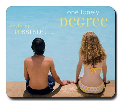 One Lonely Degree mousepad