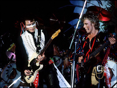 Adam and the Ants, 1981