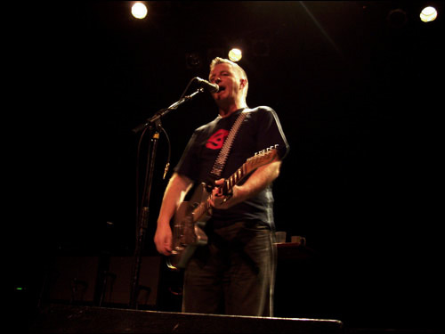 Billy Bragg, Phoenix Concert Theatre, Toronto, November 17, 2009