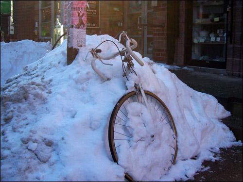 Chinatown bike