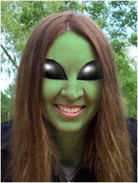 alien C.K.