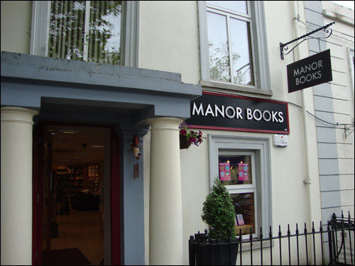 Manor Books, Malahide, July 2013
