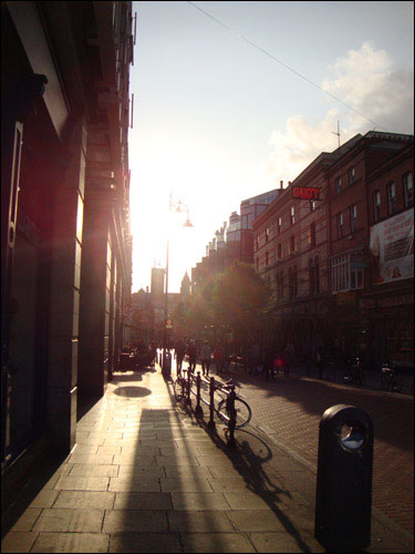 South King Street, Dublin