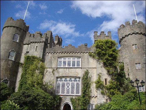 Malahide Castle, July 3, 2013