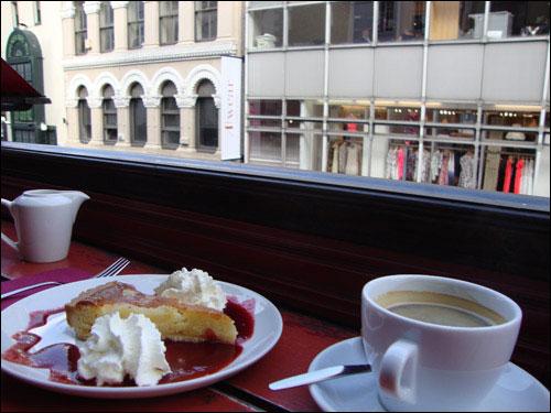 Bewley's Cafe, Dublin, July 4, 2013