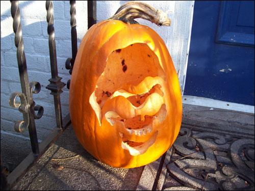 GTA Pumpkins, Nov 8, 2009
