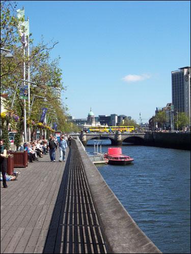 Dublin Quays, May, 2008