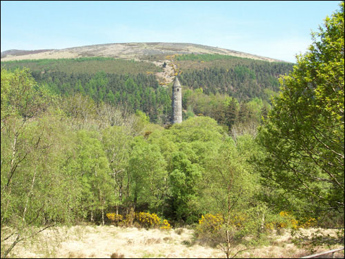 Glendalough, Wicklow, May, 2008