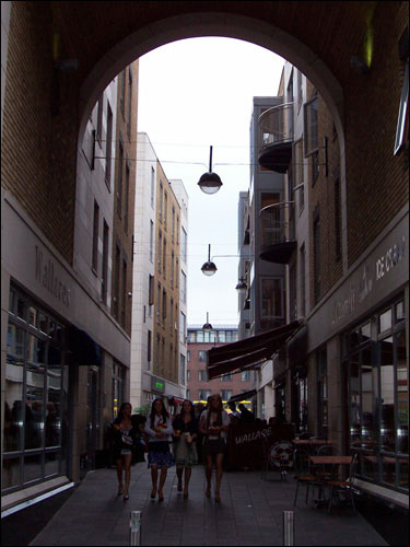 Italian Quarter, Dublin, May 2008