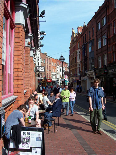 Wicklow Street, May, 2008