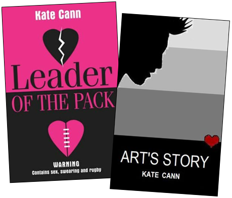 Leader of the Pack and Art's Story by Katen Cann