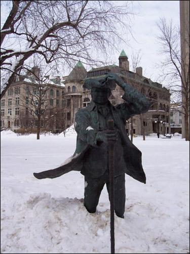McGill college