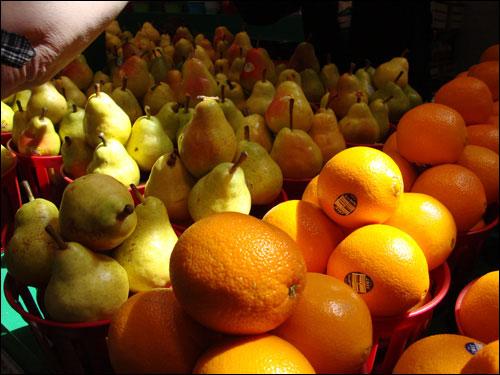Jean Talon market, Little Italy