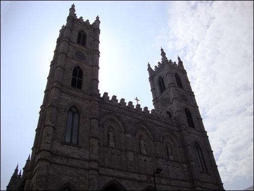 basilique Notre-Dame, Montreal