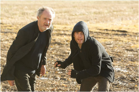 Cillian Murphy & Jim Broadbent in Perrier's Bountry