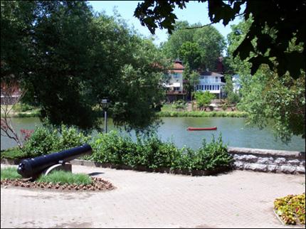 River Avon, Stratford, Ontario