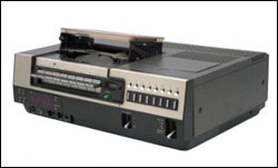 top-loading vcr
