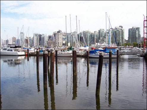From Stanley Park