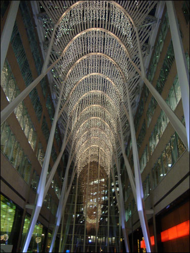 Brookfield place: let there be light